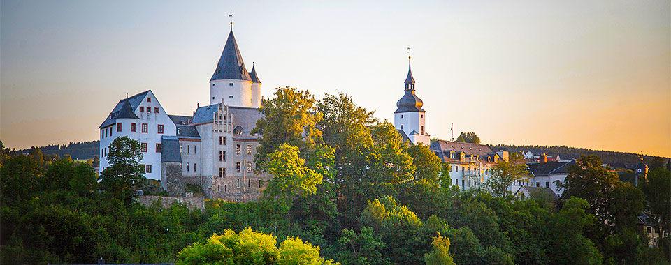 Schloss Schwarzenberg, Foto: Marko Lorenz
