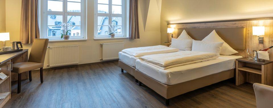 Hotel Ratskeller Schwarzenberg