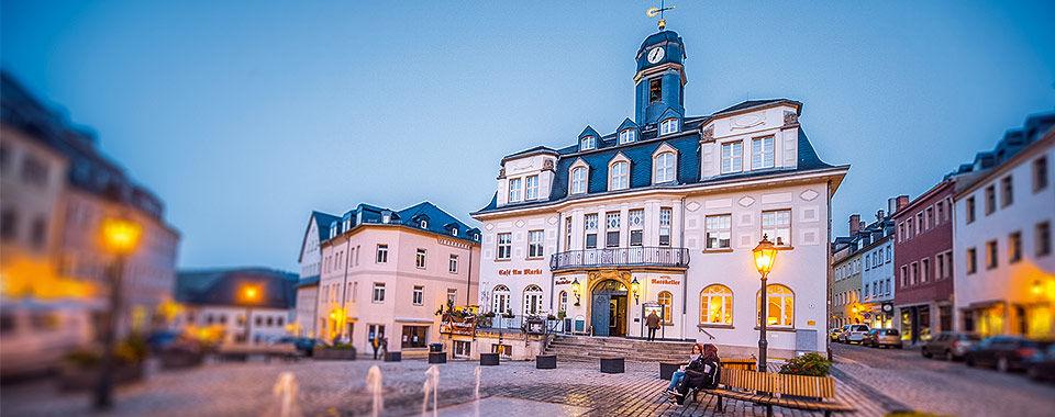 Der Ratskeller im historischen Rathaus in Schwarzenberg, Foto: Marko Lorenz